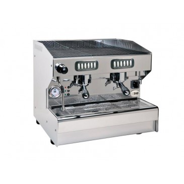 Кафе машина SAB Jolly Automatica 2 групи (компактна)