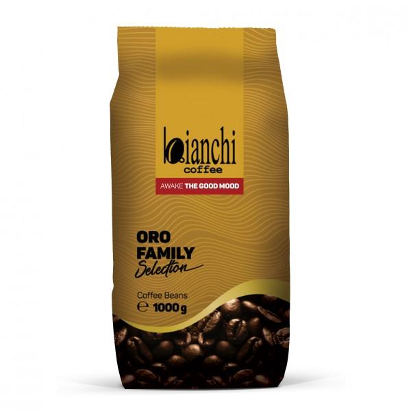 Bianchi Oro Family 1000 g на зърна