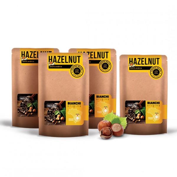 PROMO: 3 + 1 Bianchi Origins Hazelnut 250 g