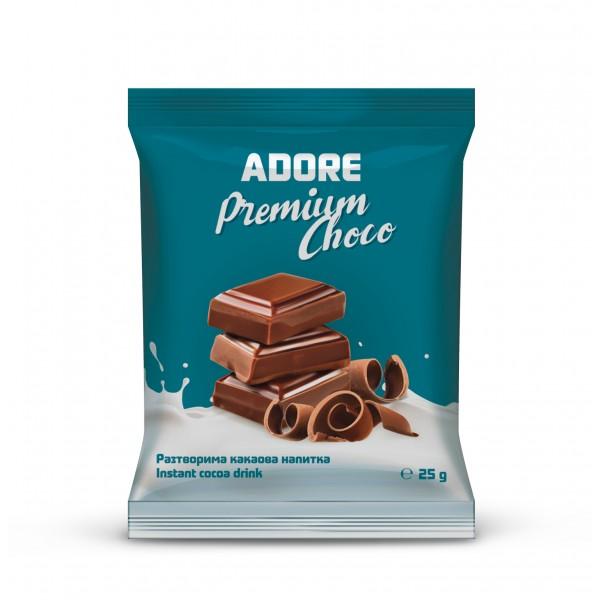 Adore Premium Choco 25 g (10 броя кутия)
