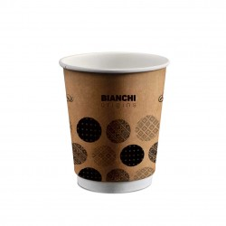 Картонени чаши Bianchi Origins за ХОРЕКА 4 oz – 100 бр.