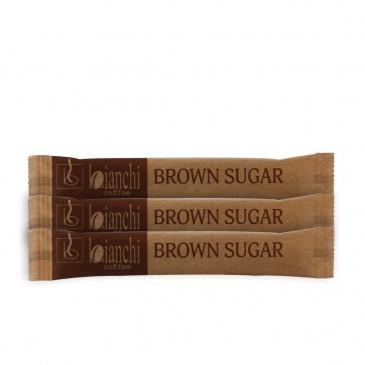 Кафява захар 4 g – 125 бр.