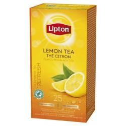 Lipton черен чай лимон 25 бр.