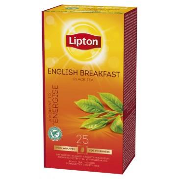 Lipton Английска закуска 25 бр.