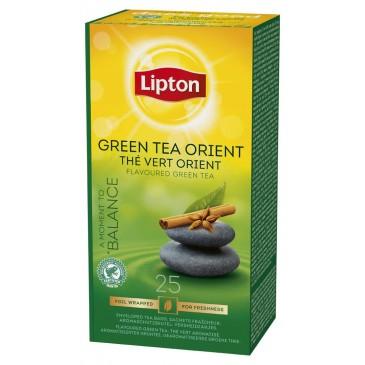 Lipton зелен чай Ориент 25 бр.
