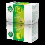 Tea moments Зелен чай с лимон и джинджифил