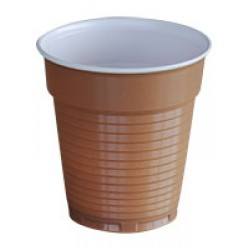 Чаши за вендинг DOPPLA двуцветни 160 ml – 100 бр.